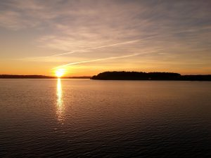 België, Lacs de l'Eau d'Heure